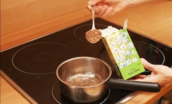 Как очистить кишечник семенами льна: правила и противопоказания чистки кишечника семенами льна