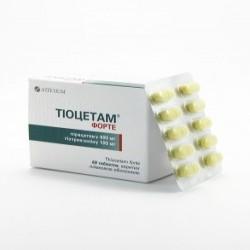 Тиоцетам форте