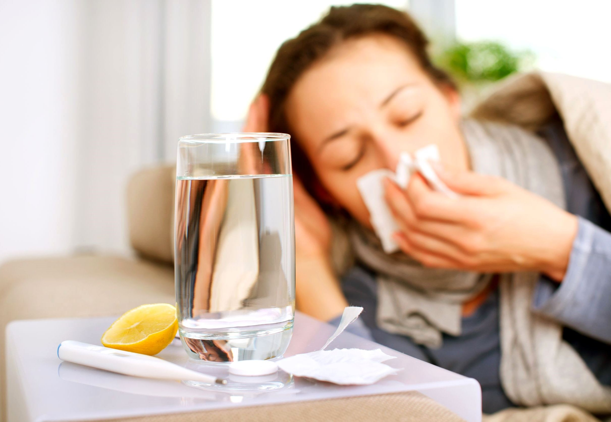 насморк аллергия или простуда как определить