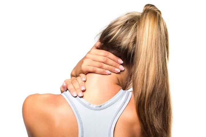 Смещение шейных позвонков симптомы лечение