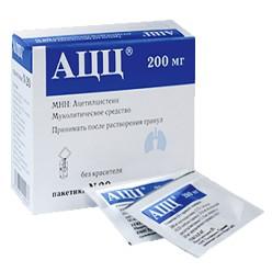 ацц 200 инструкция цена украина - фото 9