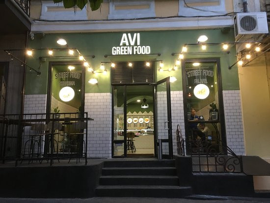 Avi green food
