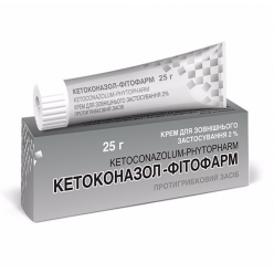 Кетоконазол-Фитофарм