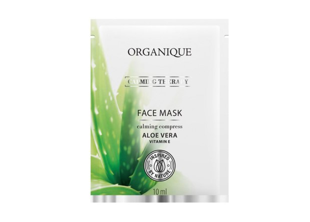 Organique Calming Therapy Face Mask