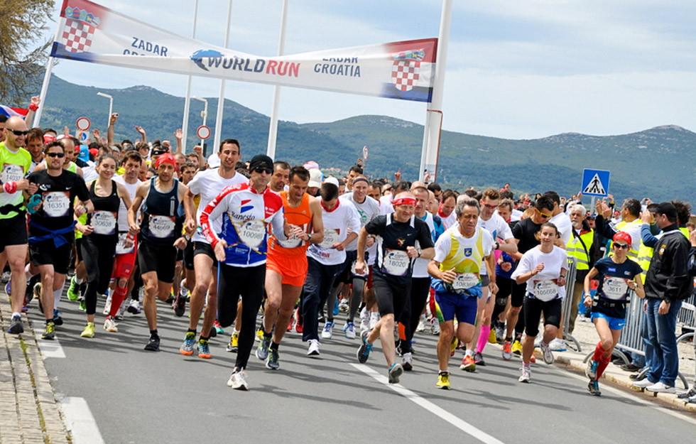 Мариуполь стал частью всемирного благотворительного забега Wings for Life World Run