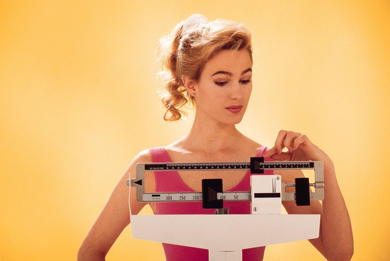 Как набрать вес при анорексии