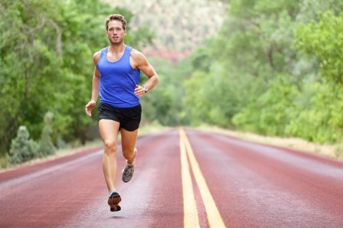 бег и застойный простатит