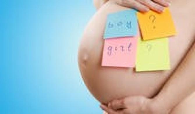 Беременность и определять пол