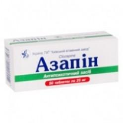 азалептол таблетки инструкция - фото 4