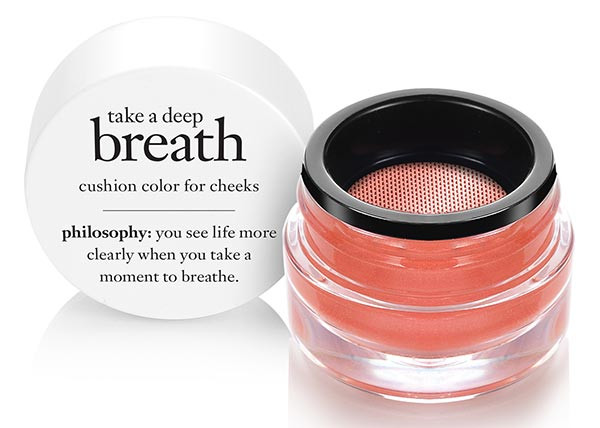 Philosophy Take a Deep Breath Cushion Color for Cheeks (около 600 грн)