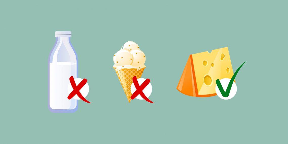 Молочные продукты провоцируют акне