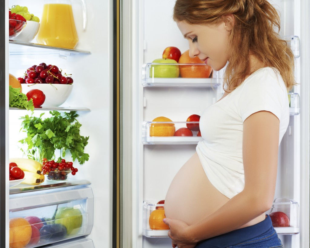 Тянет на мучное при беременности
