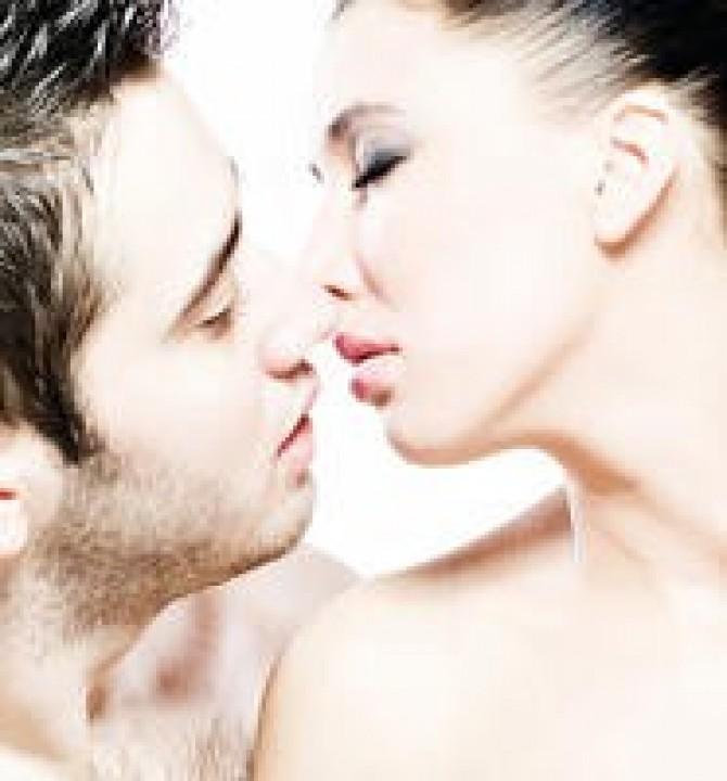 Поцелуй после минета 12 фотография