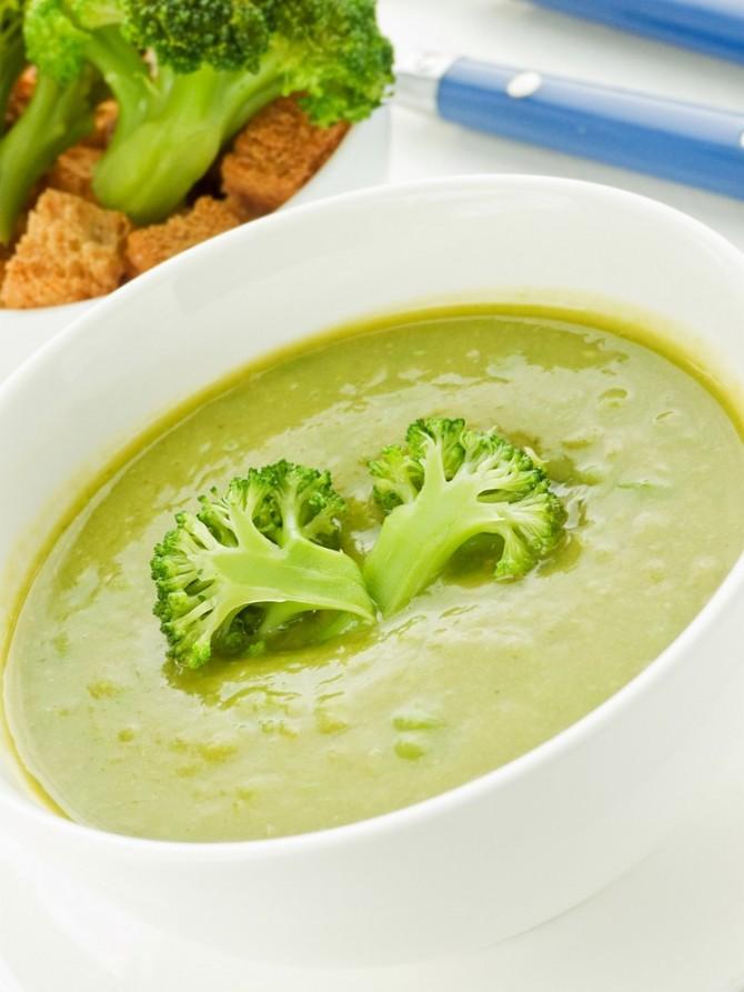Крем суп способ приготовления