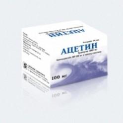 ацетин инструкция по применению - фото 7