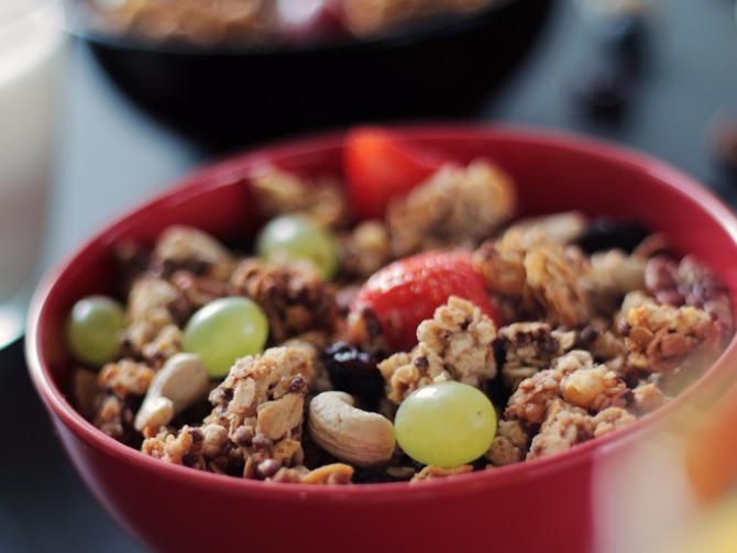 Успех диеты зависит от завтрака