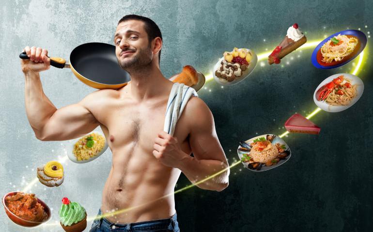 Правильное питание для мужчин до и после 45 лет