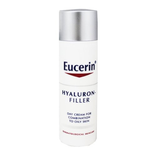 Дневной крем Eucerin Hyaluron-Filler Day Cream For Combination To Oily Skin