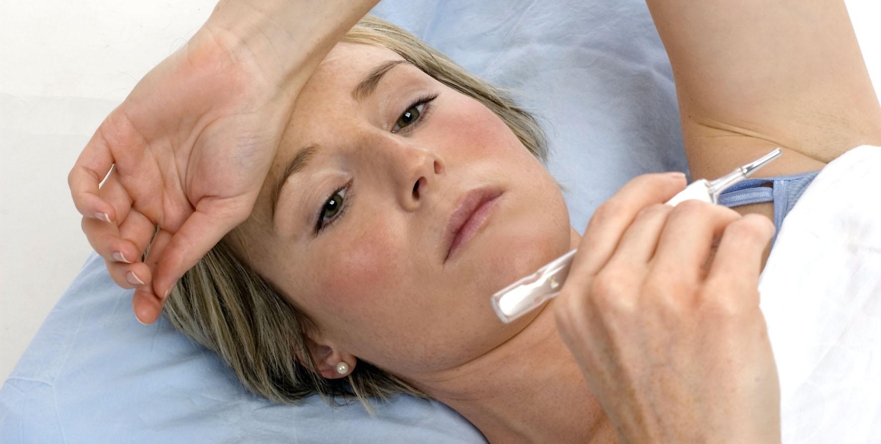 С какими заболеваниями связаны температура и головная боль у ребенка