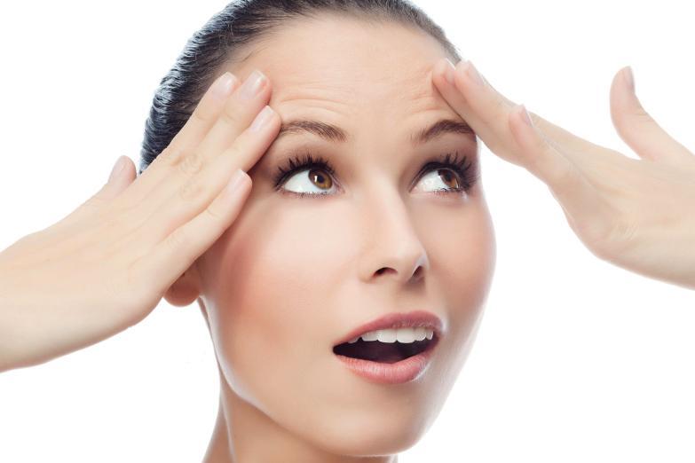 Морщины — причины, симптомы, диагностика и лечение