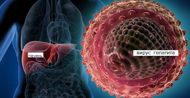 Острый вирусный гепатит