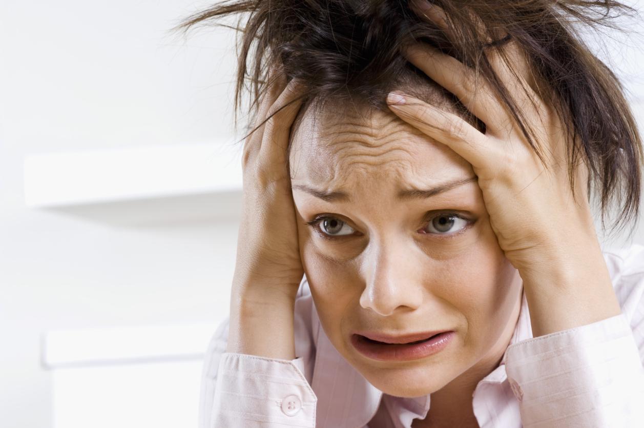 Приступ паники в сексе