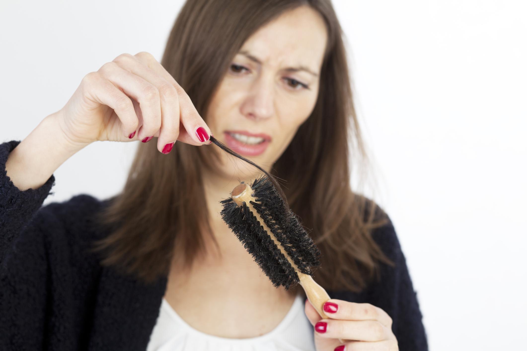 Почему выпадение волос