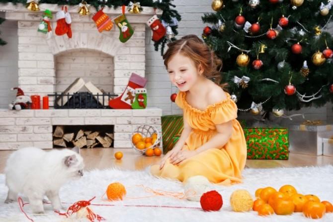 Почему именно мандарины ассоциируются с Новым годом