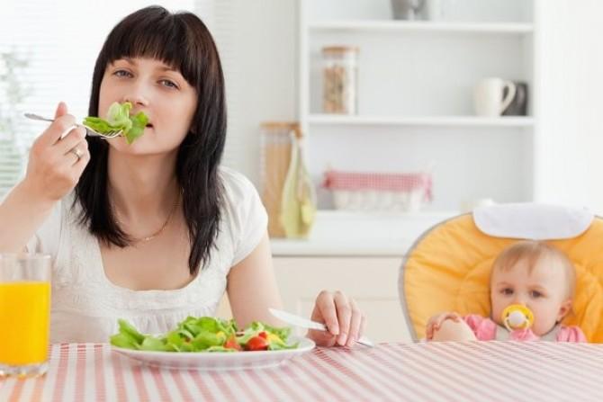 прекрaщение лaктaции и похудение