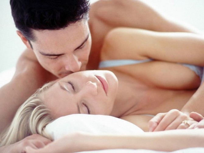 Секс видео перед сном