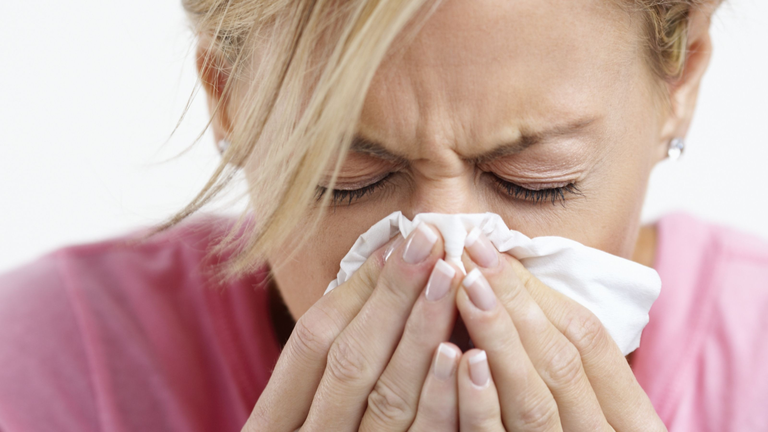 Промывание носа и опасность синусита