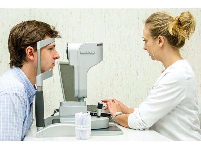Ухудшение зрения боль глазах